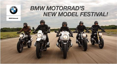 BMWMCCACT Incorporated  Rolfe Classic BMW Motorrad 2017 Model