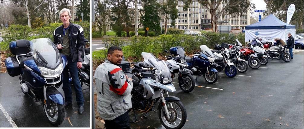 Bmw Motorcycle Club Canberra